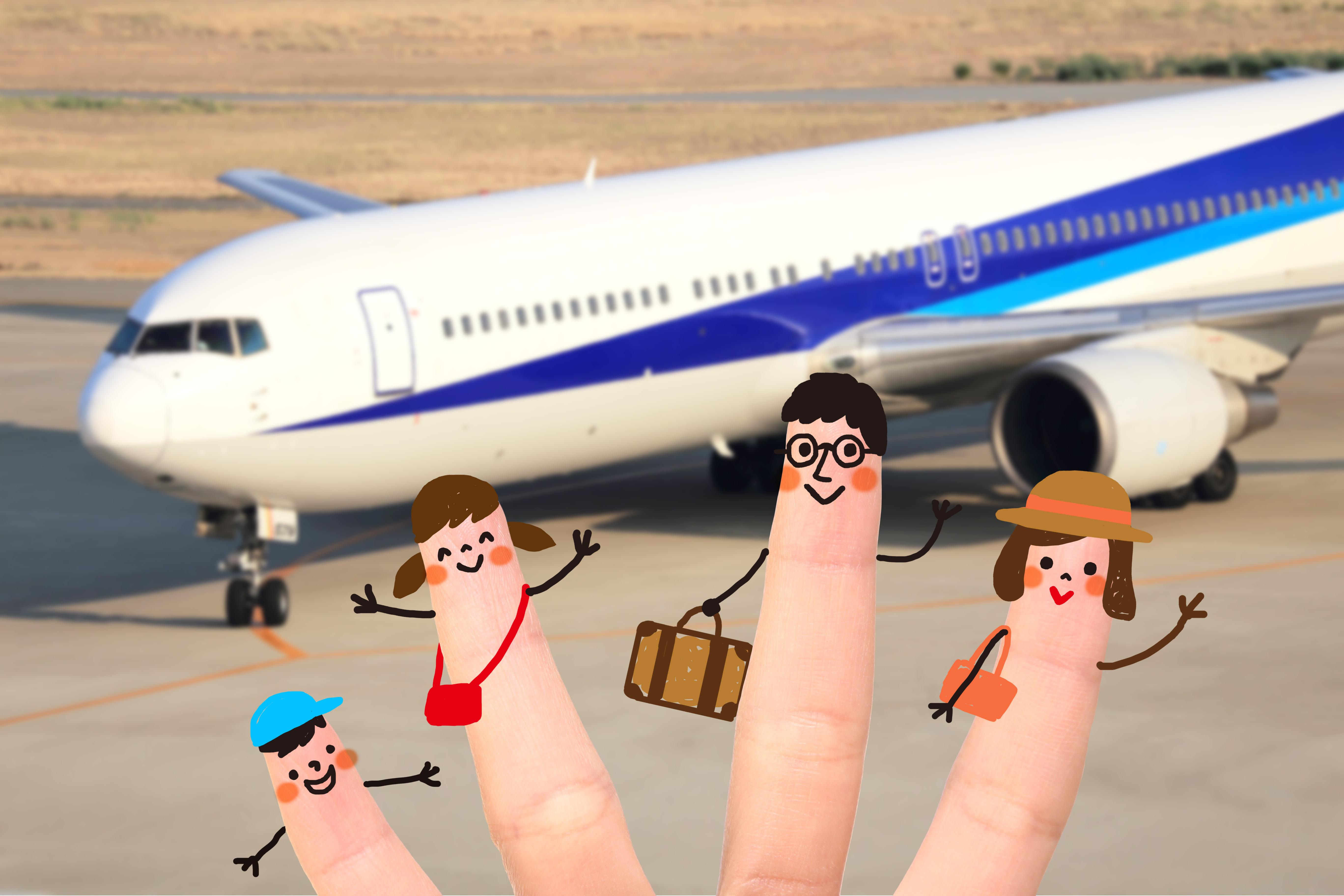 オープンジョー航空券