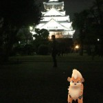 「ポケモンGO(ポケモンゴー)」大阪城公園でウェンディ、プリン、ピッピなどをゲット!