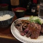 [北新地ランチ]肉が食べたい日は「仔牛」のボリュームランチ